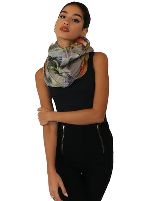 Infinity The Scarf - Grey