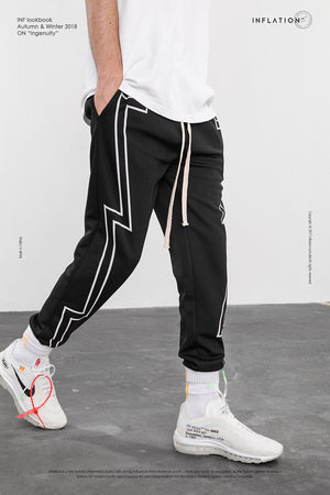 Electric Casual Jogger Sweatpants