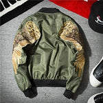 Wings Bomber Jacket