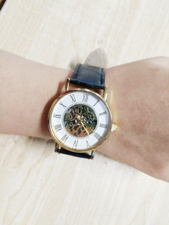Hollow Quartz Watch