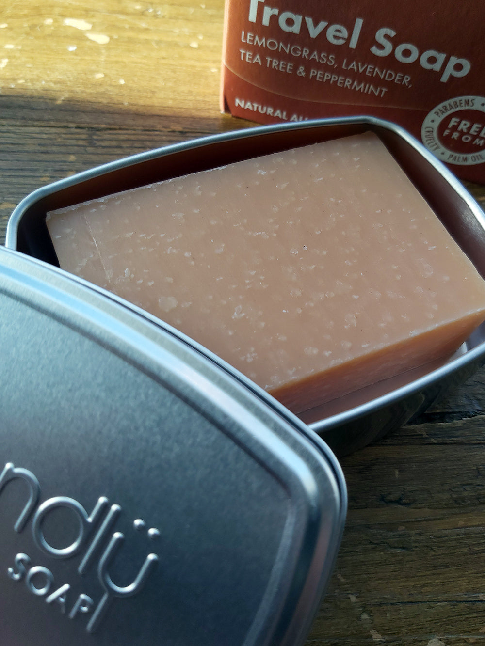 travel all-in-one bar soap