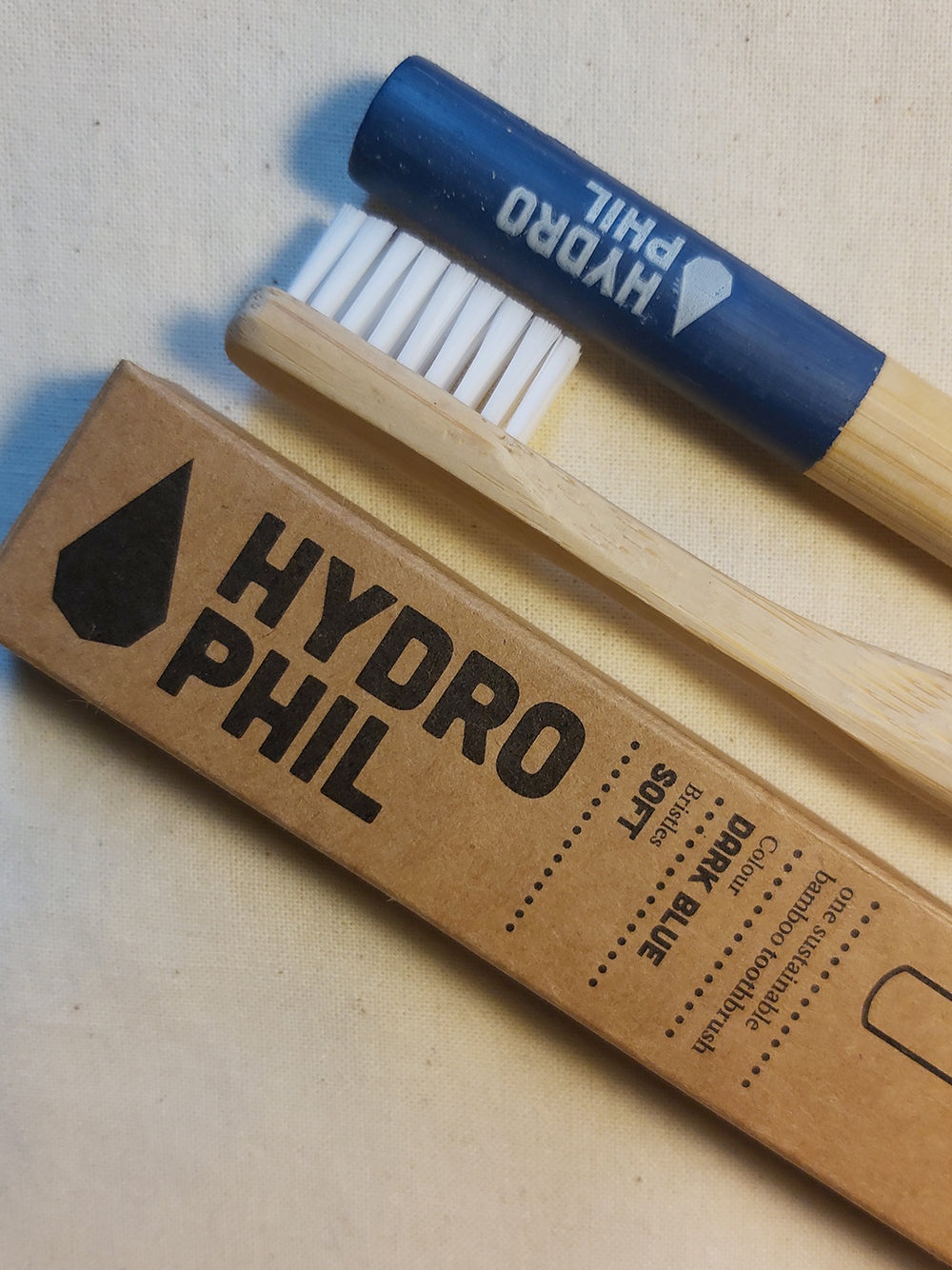 eco toothbrush - soft bristles