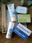The Worthwhyle Zero Waste Bathroom Kit