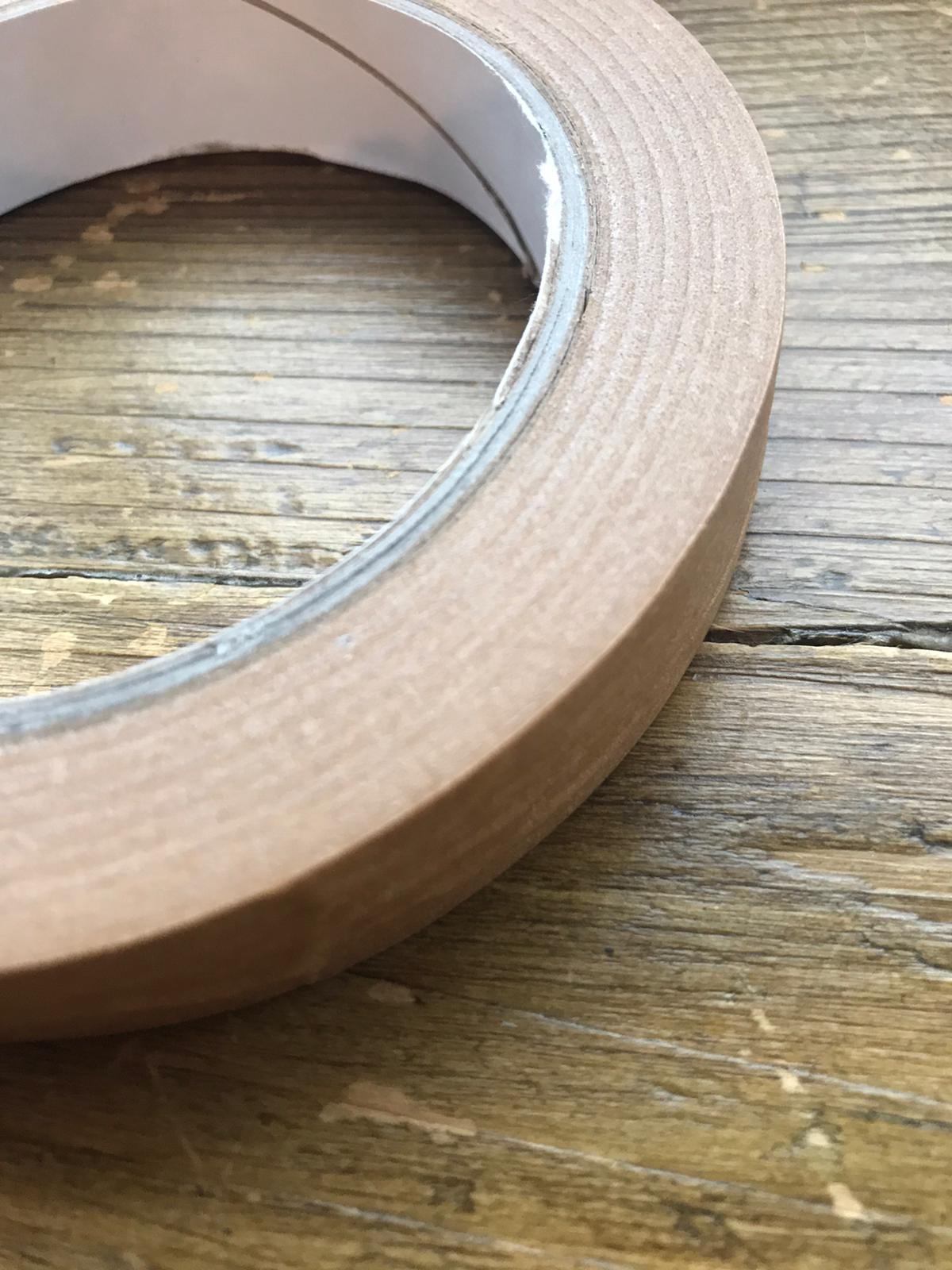 self adhesive brown paper tape