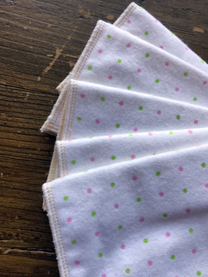 eco friendly replacement for baby wipes or makeup remover cloths