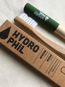 zero waste sustainable bamboo toothbrush