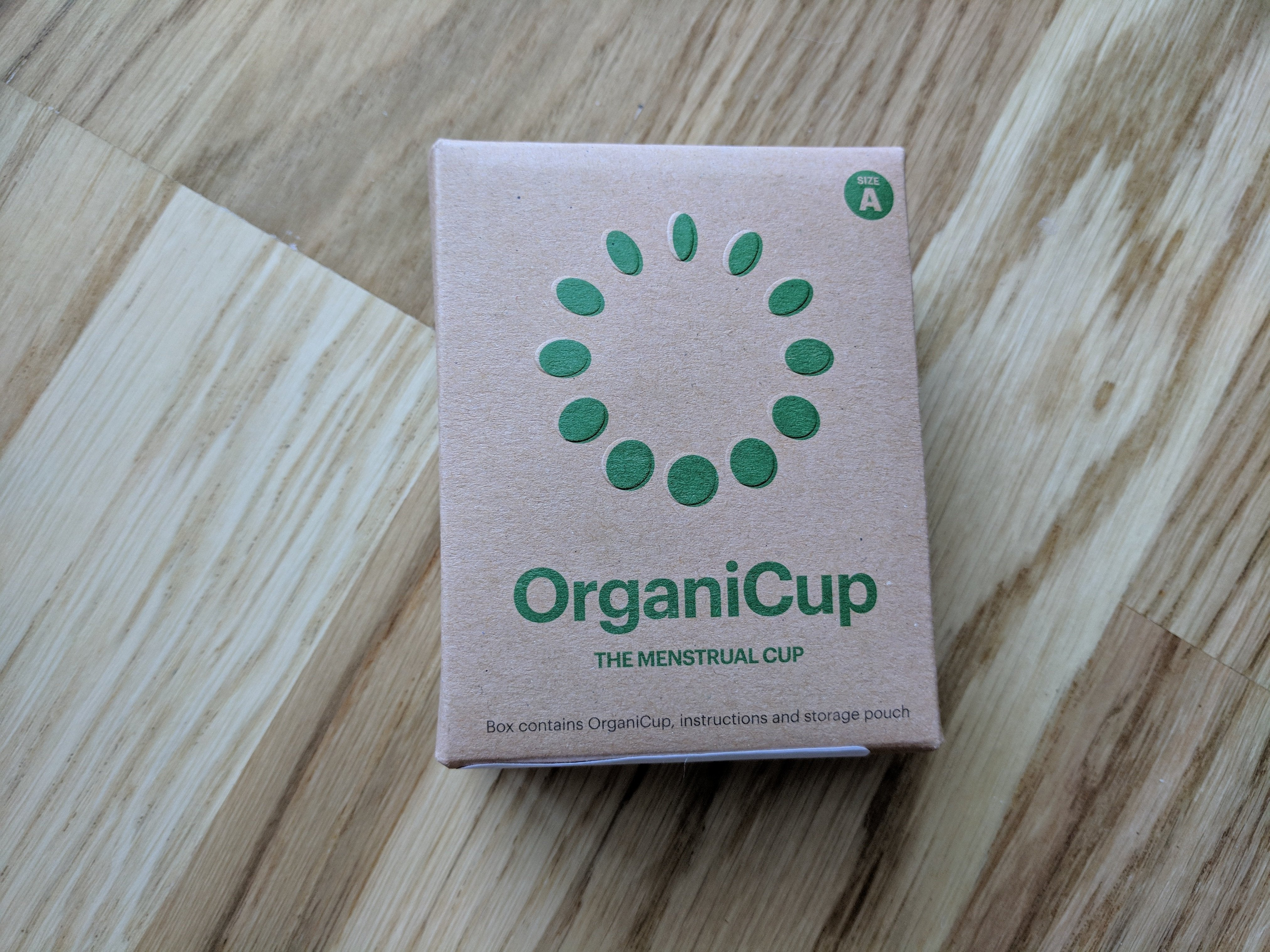 organicup menstrual cup