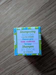 shampoo bar for oily hair