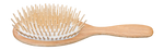wooden hairbrush vegan plastic free