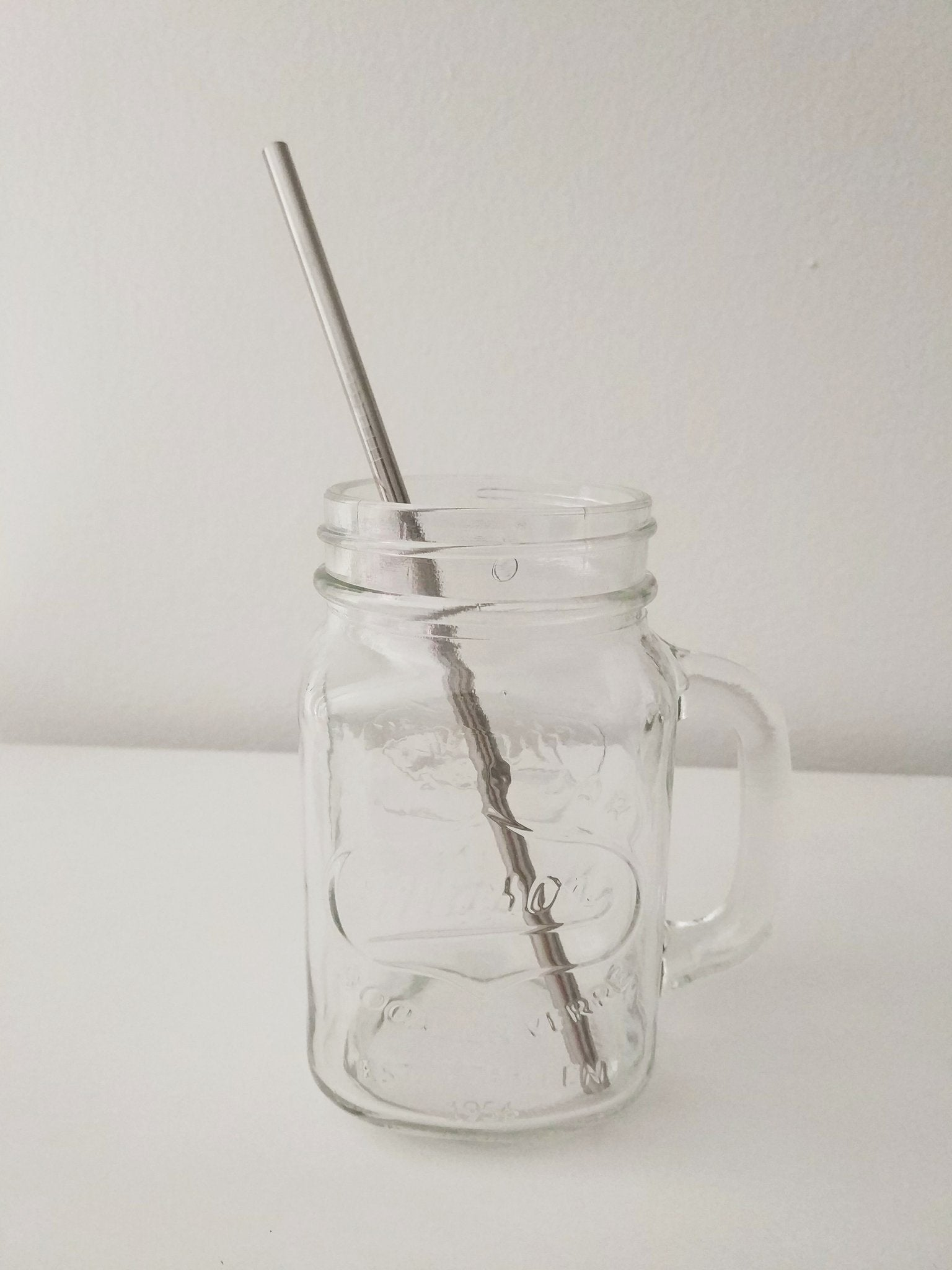 single stainless steel straw plastic free worthwhyle shop