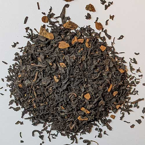 Organic Black Cinnamon Fig Tea