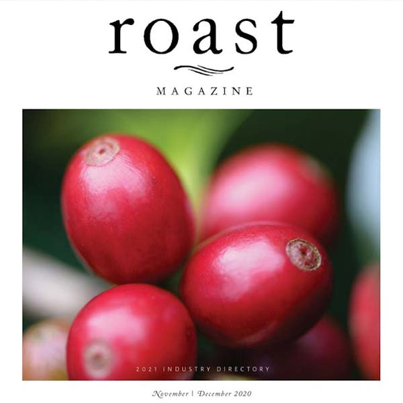 Roast Magazine Nov / Dec 2020