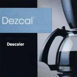 Dezcal descaler- Clean your brewer