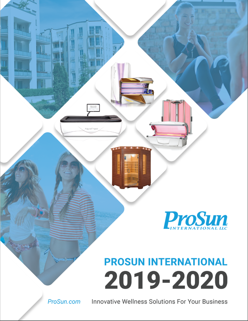 International Mailing - ProSun All Inclusive Catalog