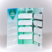 Spray Tanning - Trifold Brochure