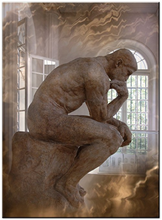 Laden Sie das Bild in den Galerie-Viewer, Der Denker The Thinker