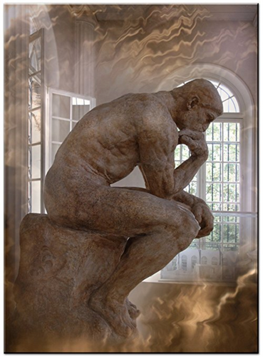 Der Denker The Thinker