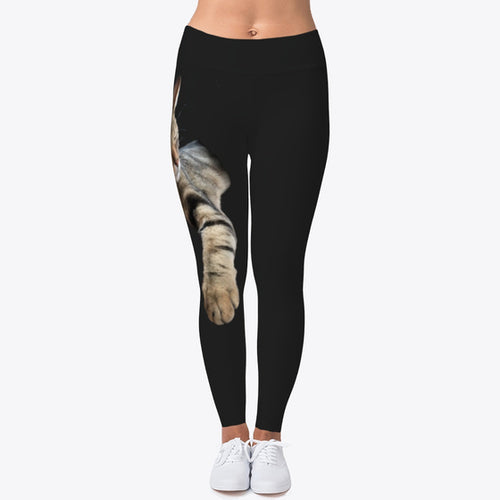 outstanding Cat Leggings