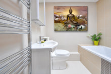 Laden Sie das Bild in den Galerie-Viewer, artprint bathroom