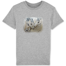 Load image into Gallery viewer, Kinder T-Shirt Pferde