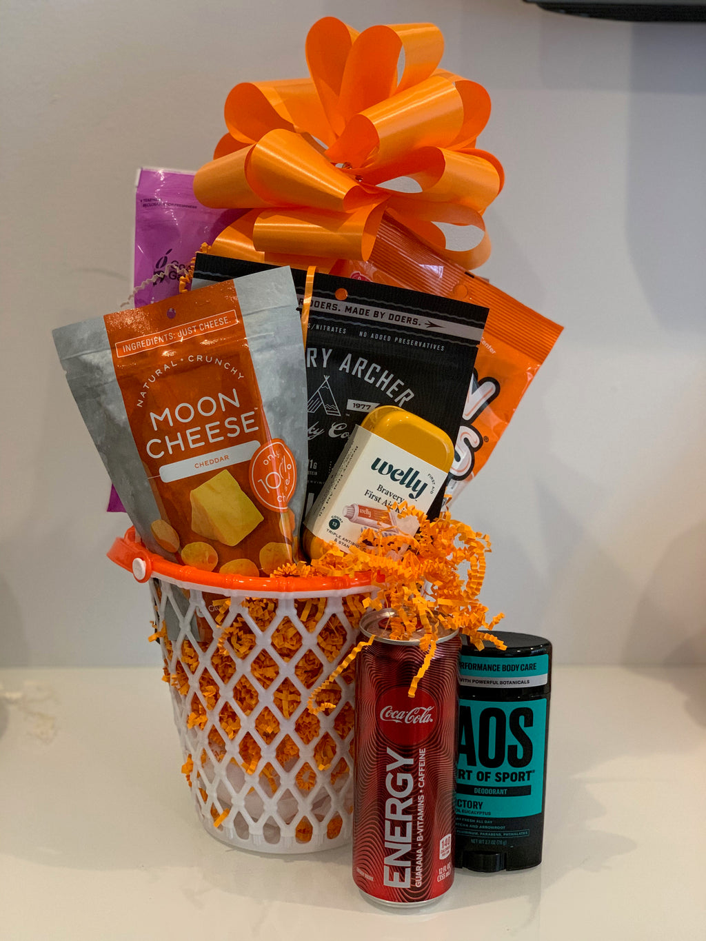 Madison Madness Basket