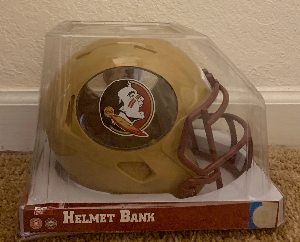 FSU Helmet Piggy Bank