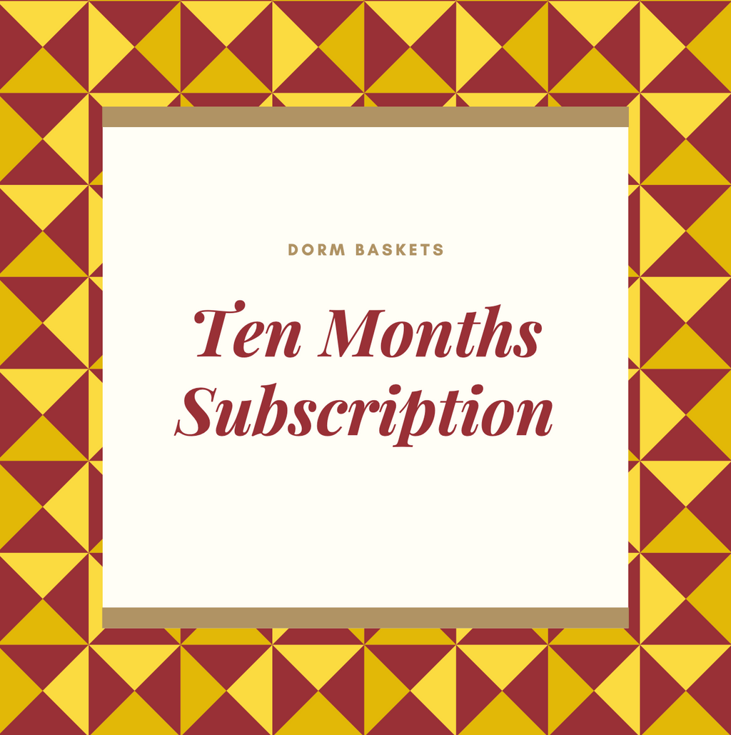 Ten Months Subscription
