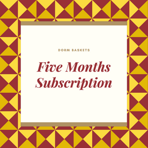 Five Months Subscription