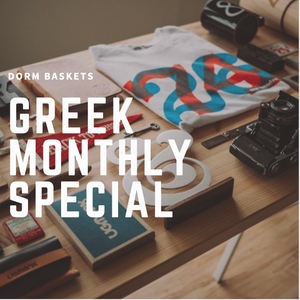 Greek Monthly Special (Fraternity)