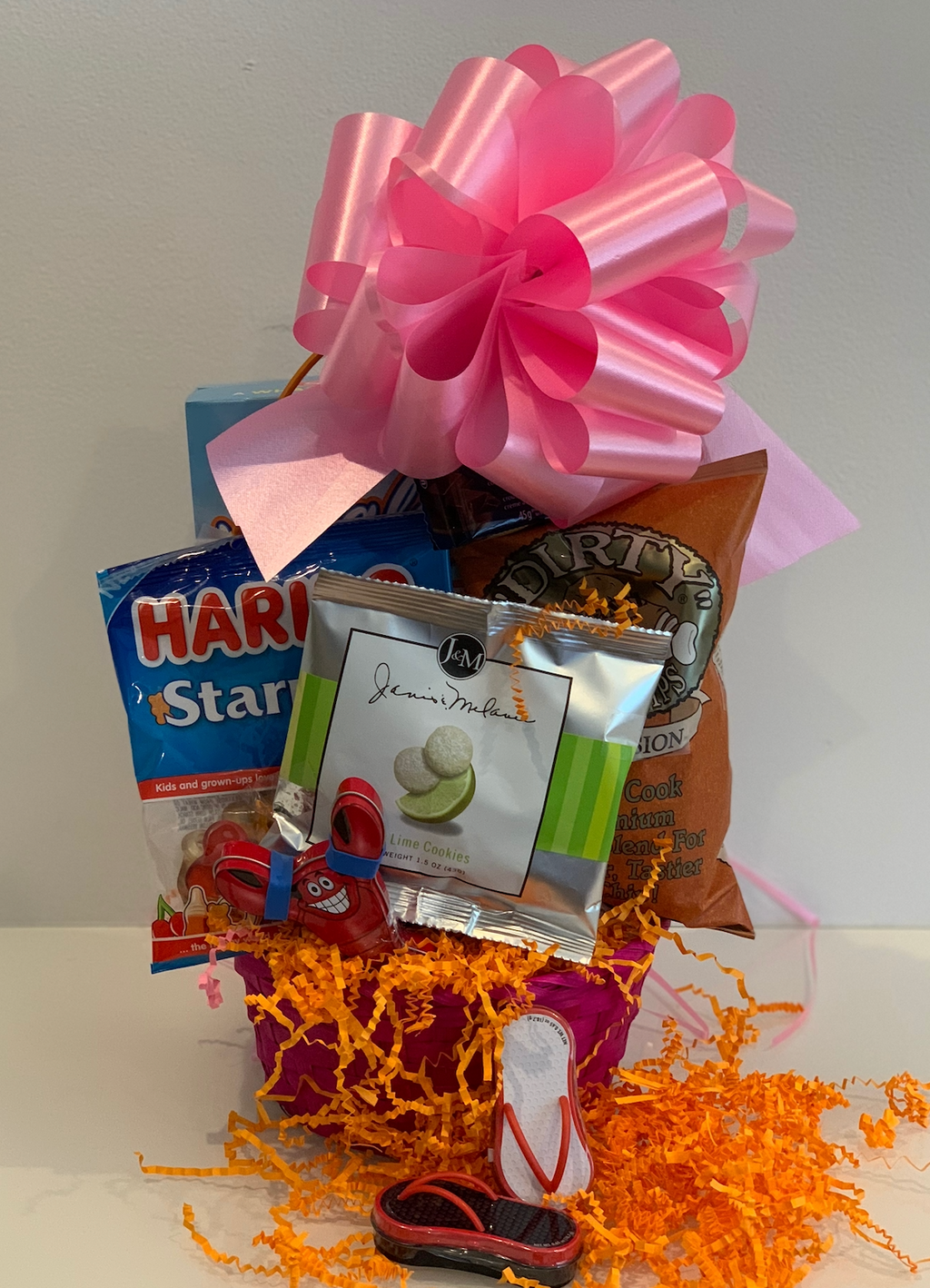 Seas the Day Basket