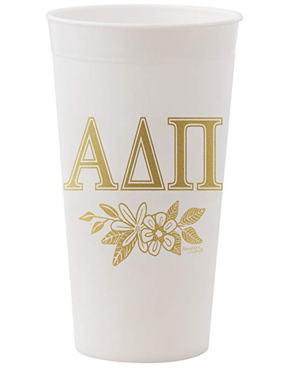 Sorority Big Cup