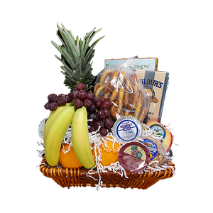 Fruit, Cheese, Dip Basket