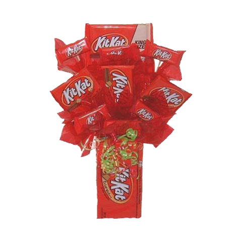 Kit Kat Bar Bouquet