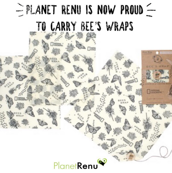 Planet Renu, Bee's Wrap & National Geographic