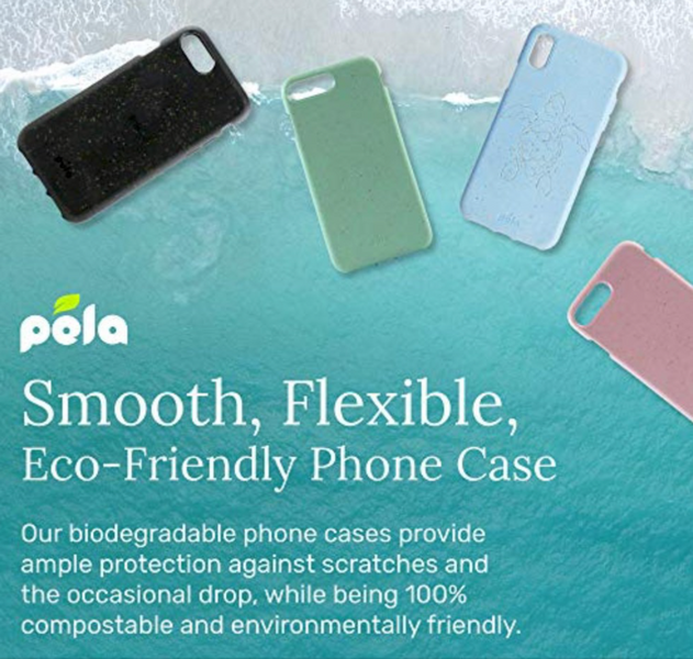 100% Compostable Phone Case- You Need This :)