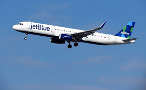 JetBlue will carbon offset all of their domestic flights