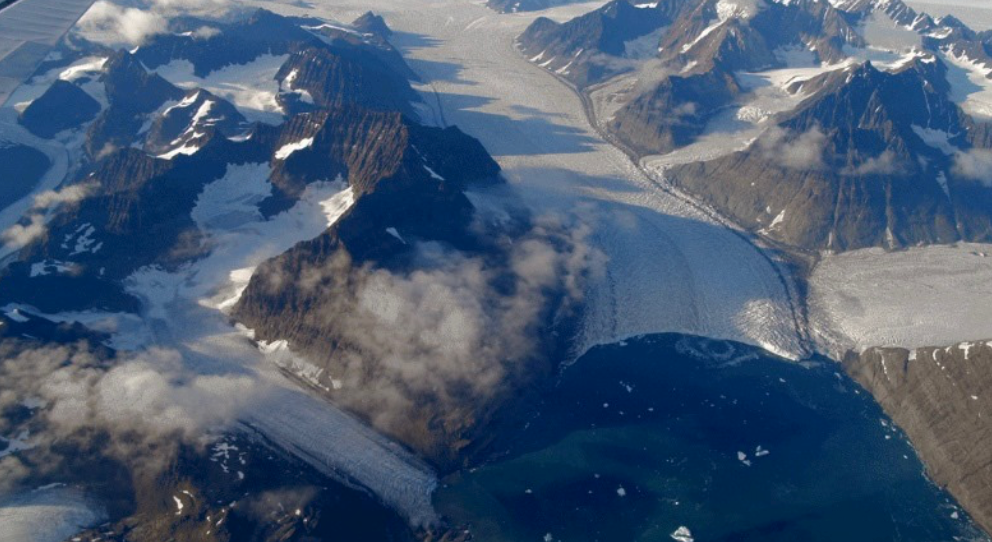 Climate Change & The Greenland Ice Sheet