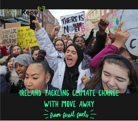 Ireland, Fossil Fuels, Climate Change