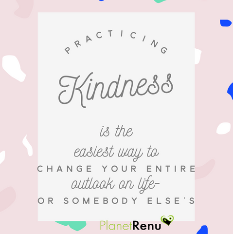 Inspiration Monday & Kindness