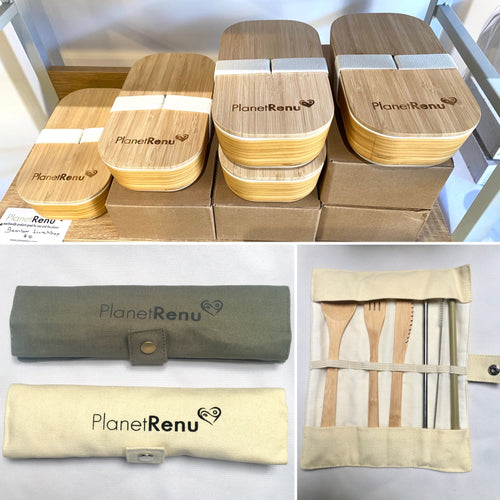 Bamboo Lunch Gift Set