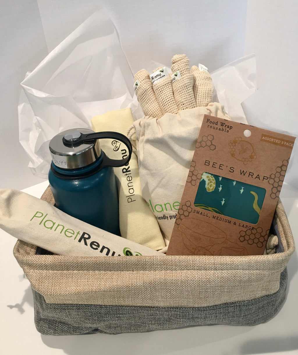 Eco Basket #2- Green