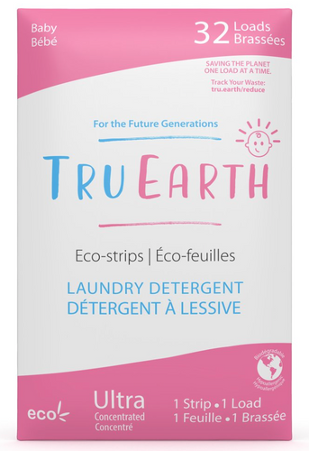 Tru Earth Eco Laundry Detergent for Baby