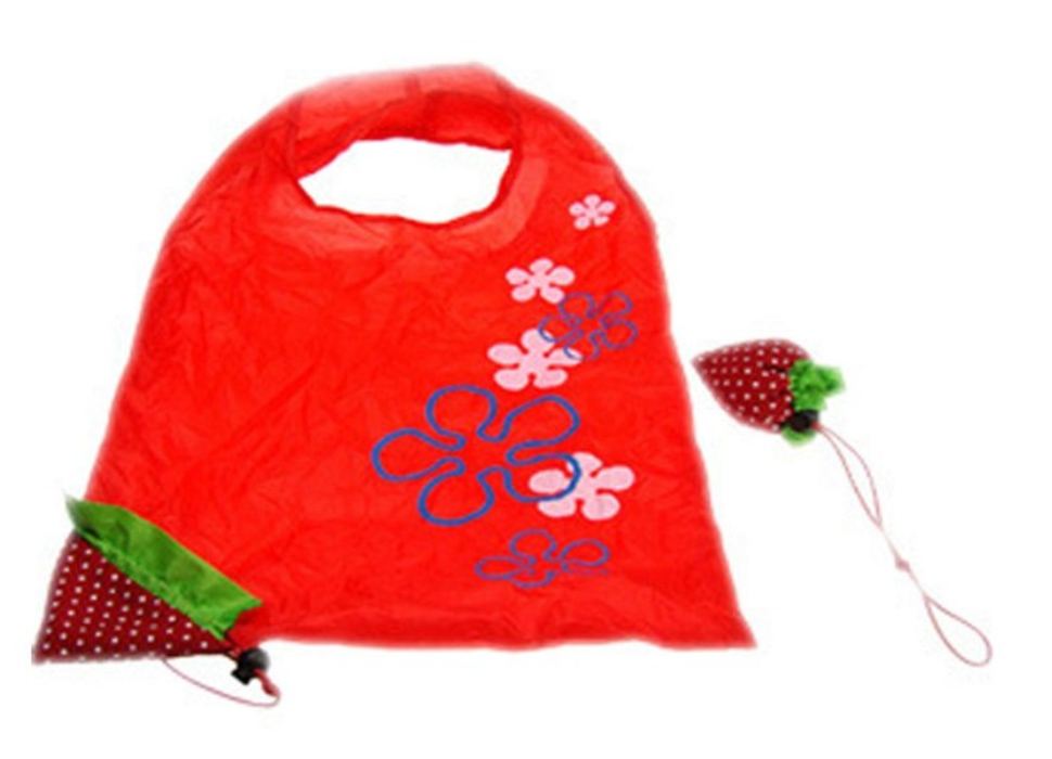 The Strawberry - Foldable Reusable Shopping Bag