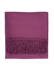 Bamboo Viscose Throw for the couch or as a wrap