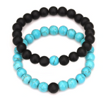 Ying Yang Good luck bracelets