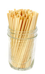 Biodegradable straw, compostable straw, Planet Renu