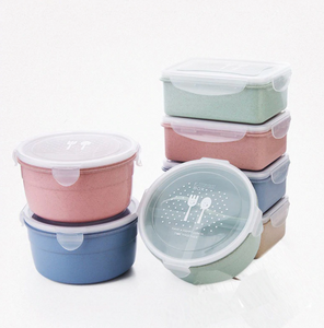 wheat straw containers, reusable, compostable, Planet Renu