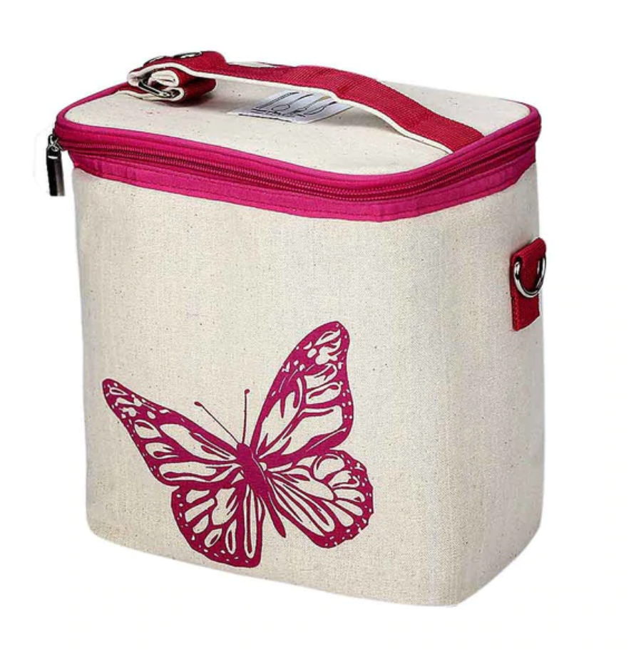 Canvas Insulated Lunch Bag