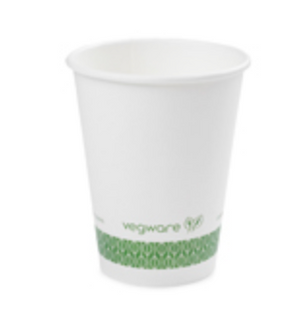 Compostable Single Wall Hot Cups