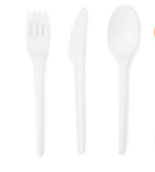 Plastic Free Cutlery- Knives, Forks, Spoons, Ice Cream Spoons & Cutlery Kits